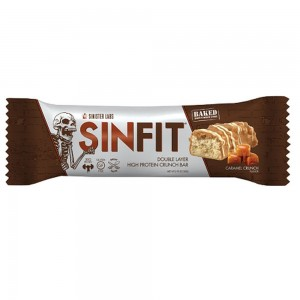 SINFIT PROTEIN BAR (UNIDADE) - SINISTER LABS